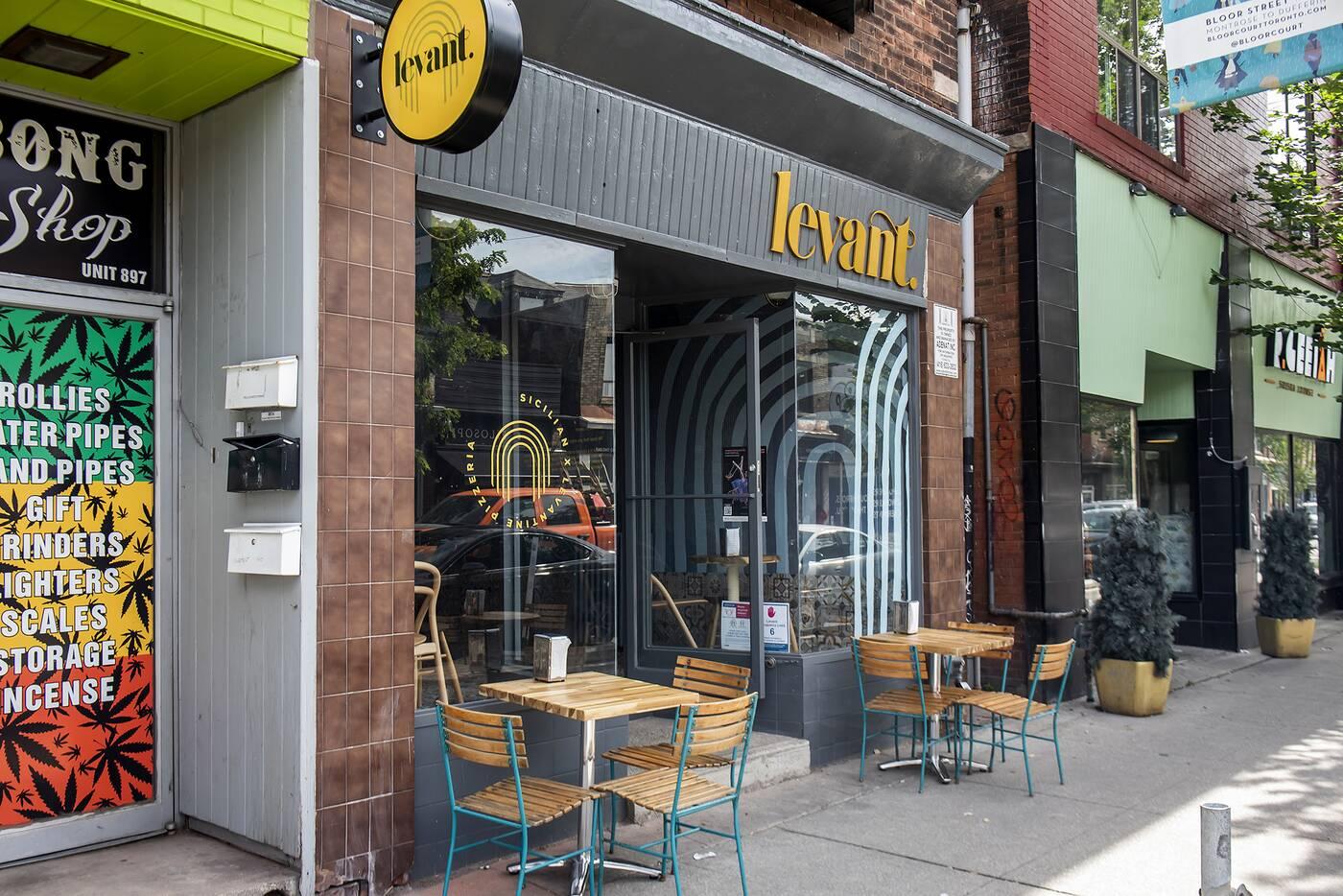 Levant Pizza Toronto