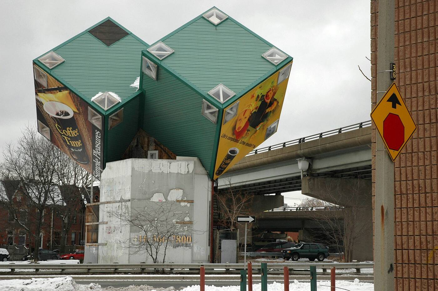 cube house toronto