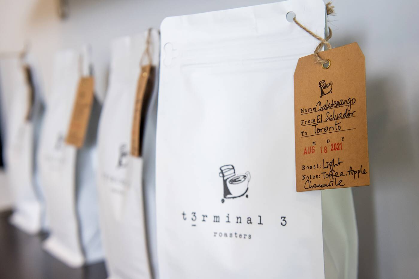 terminal 3 coffee toronto