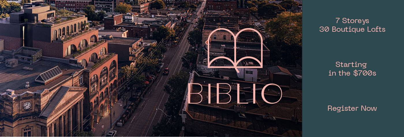 biblio toronto