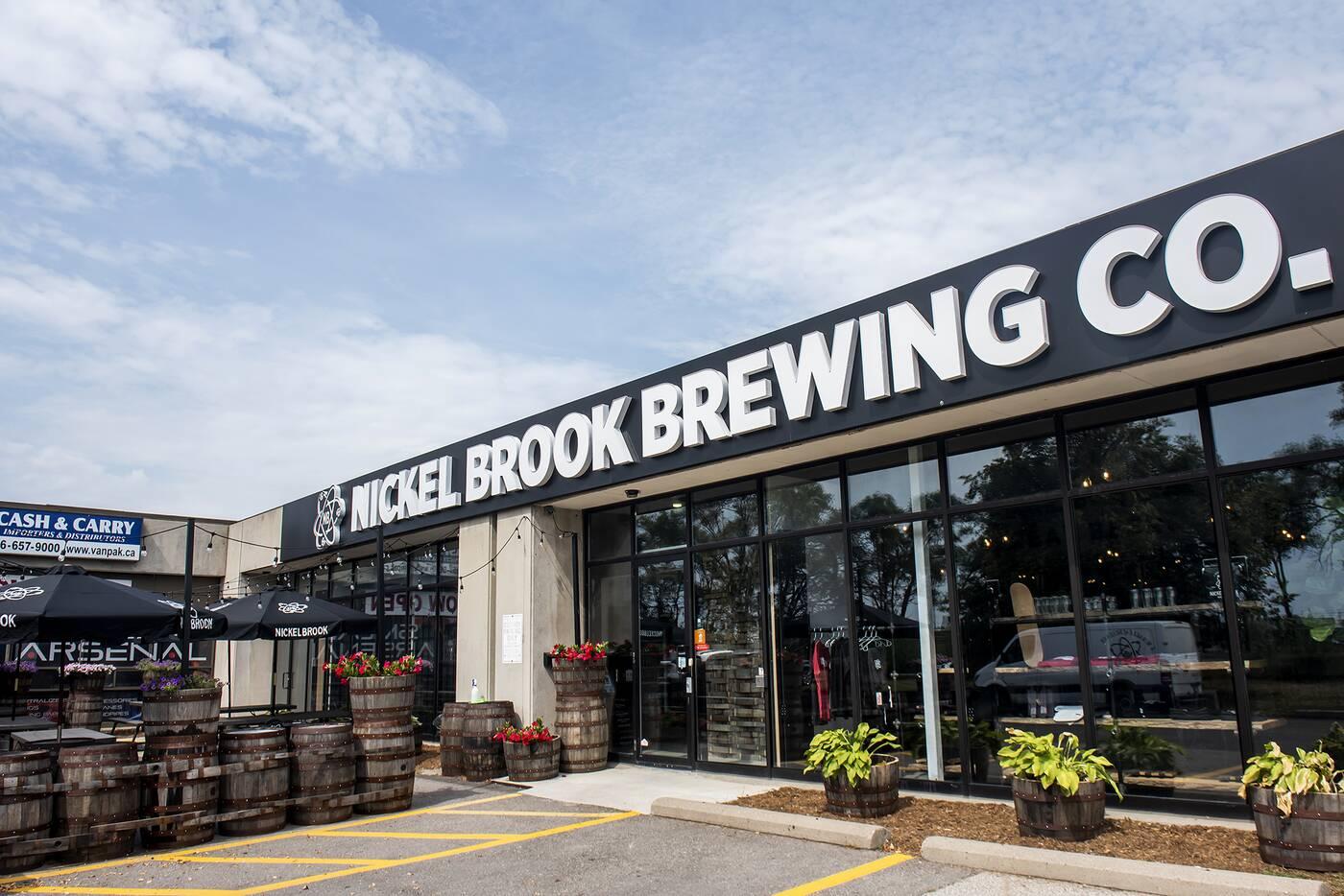 nickel brook brewery