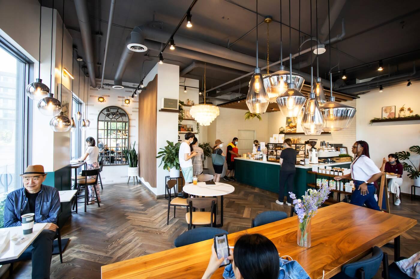 forest cafe toronto
