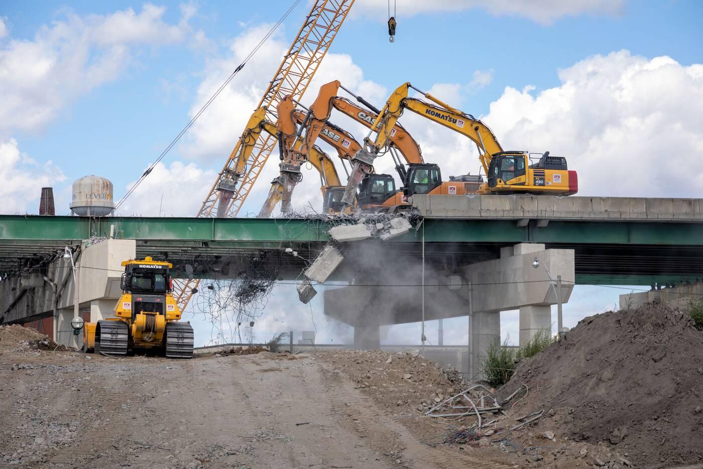 gardiner ramp removal toronto