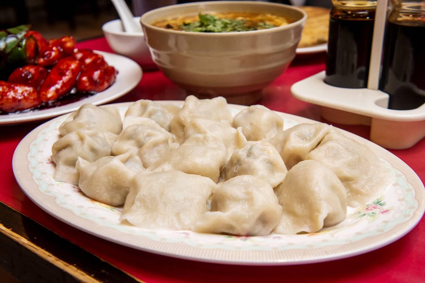 dumpling house toronto