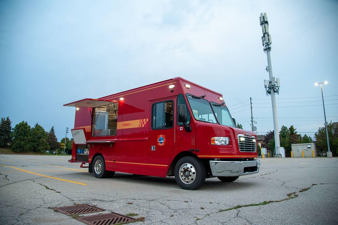 food trucks near me toronto fire
