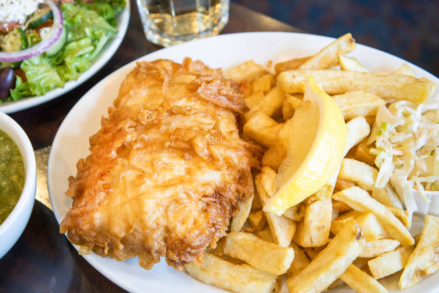 olde yorke fish and chips