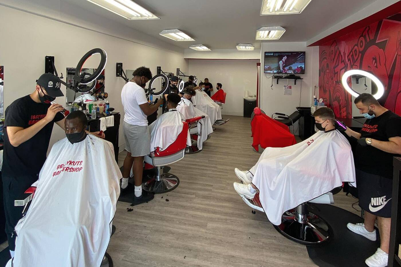 brazycuts barbershop