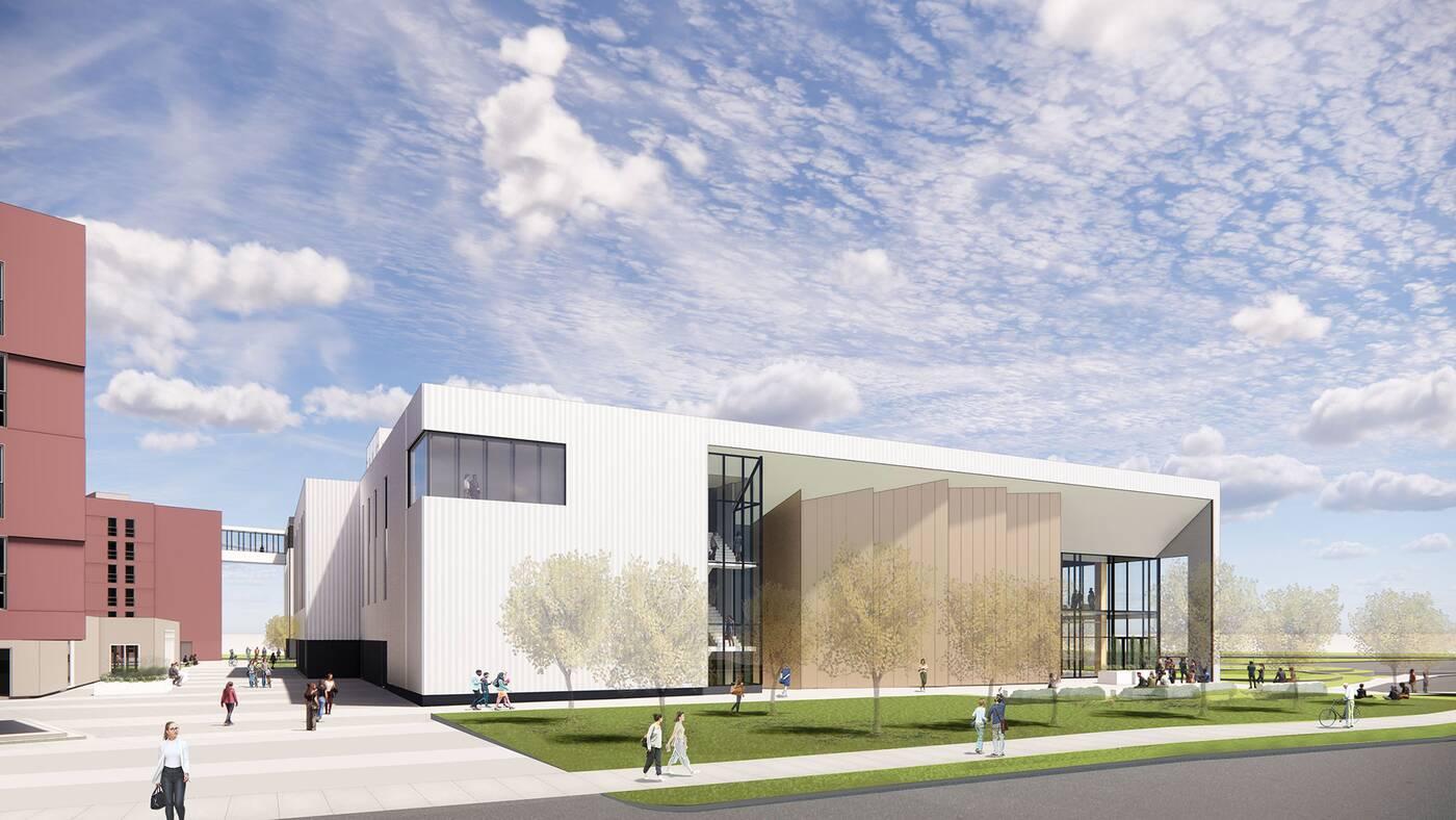 humber college cultural hub