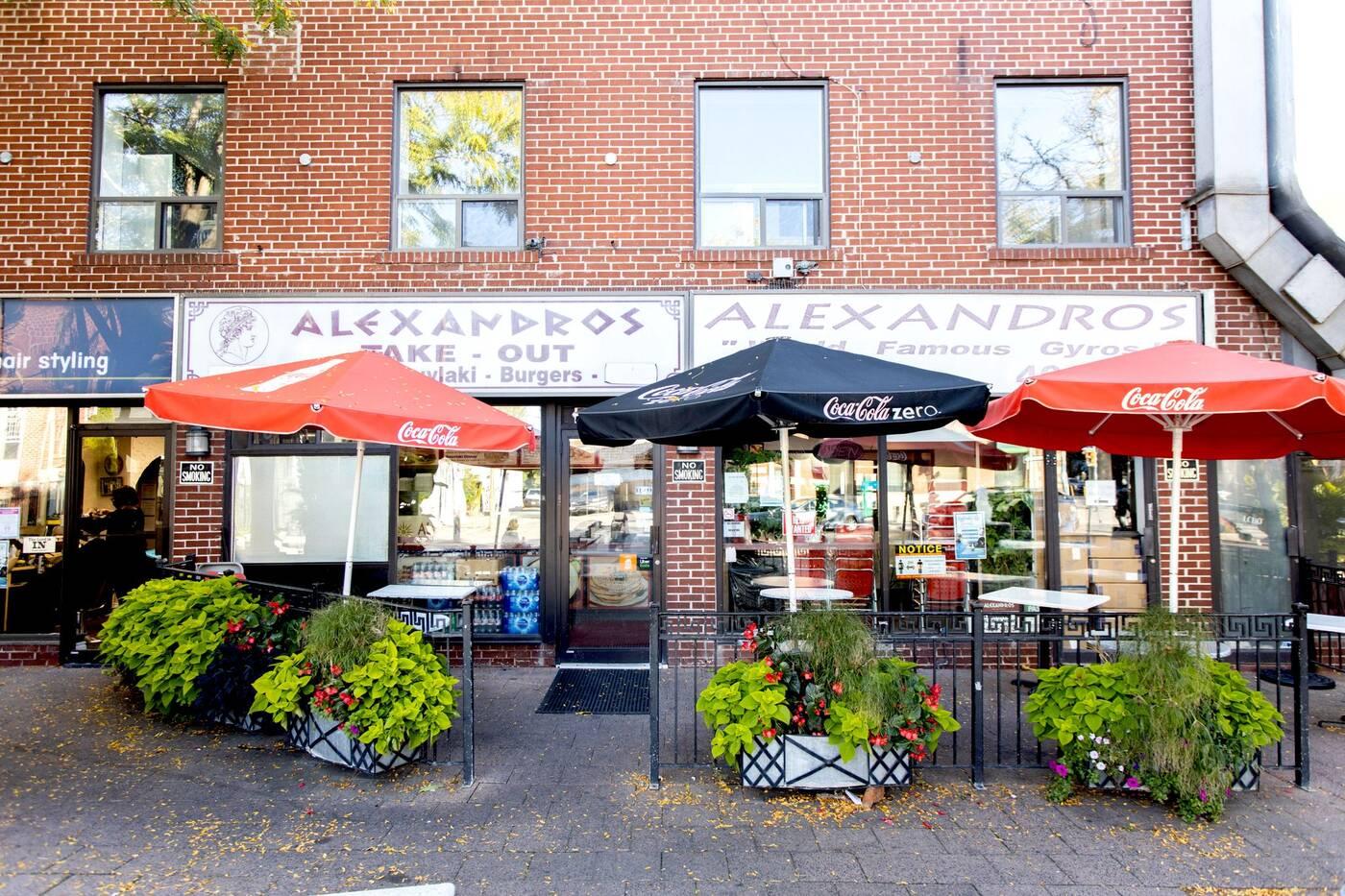 Alexandros Take Out