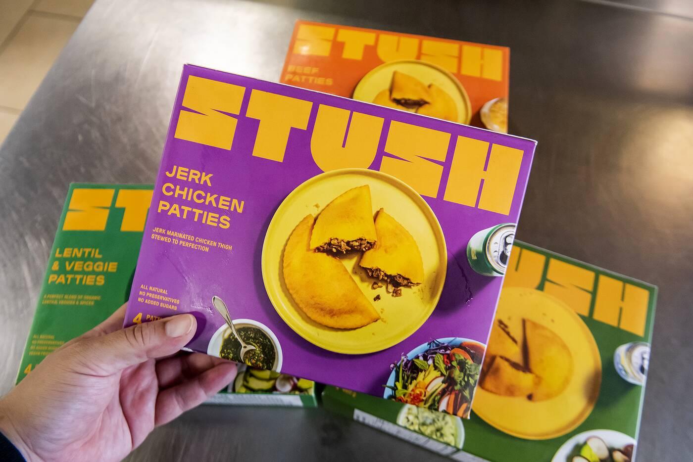 stush patties toronto